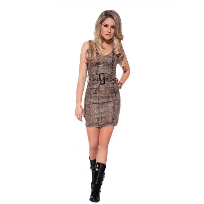 Γυναικεία  ΡΟΥΧΑ Φορέματα NIKKIE Walnut