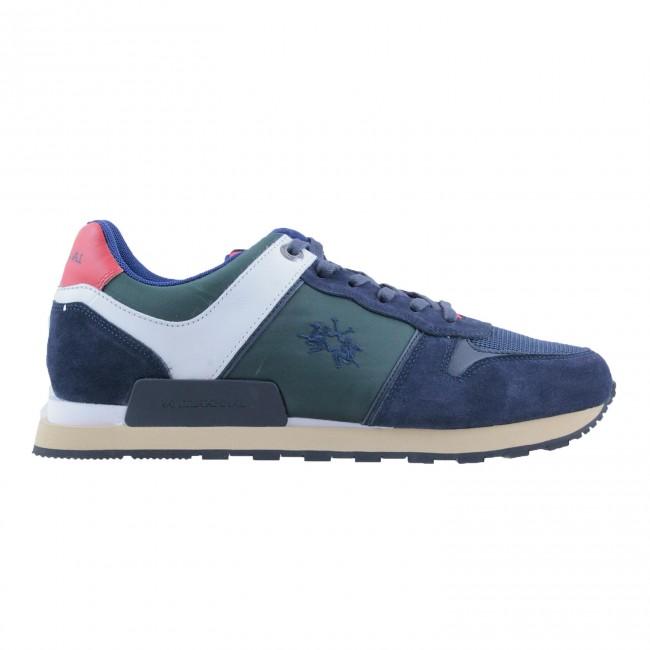 Ανδρικά  ΠΑΠΟΥΤΣΙΑ Sneakers La Martina Blue Navy