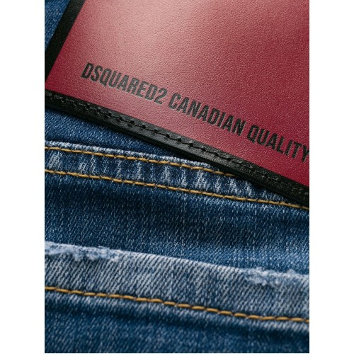 ΓΥΝΑΙΚΕΙΑ ΡΟΥΧΑ Jeans     Dsquared2 Blue ΝΕΕΣ ΠΑΡΑΛΑΒΕΣ S75LB0323-S30342-470