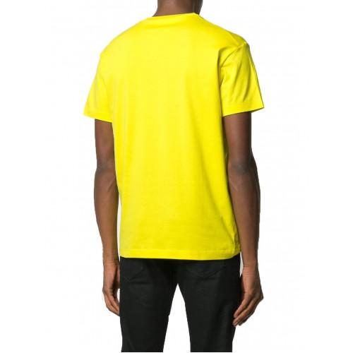 ΑΝΔΡΙΚΑ ΡΟΥΧΑ T-shirt     Dsquared2 Yellow ΝΕΕΣ ΠΑΡΑΛΑΒΕΣ S74GD0643-S22844-174