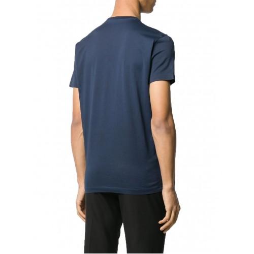ΑΝΔΡΙΚΑ ΡΟΥΧΑ T-shirt     Dsquared2 Blue ΝΕΕΣ ΠΑΡΑΛΑΒΕΣ S74GD0635-S22427-470