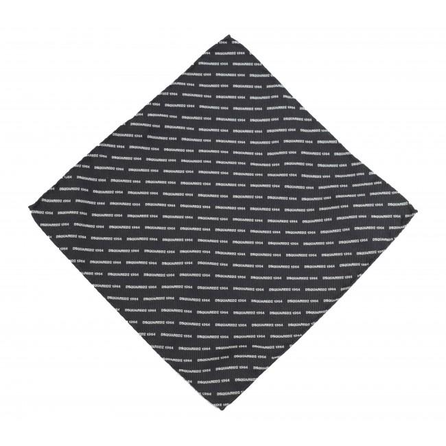 Ανδρικά  ΑΞΕΣΟΥΑΡ Μαντήλι Dsquared2 Black-White