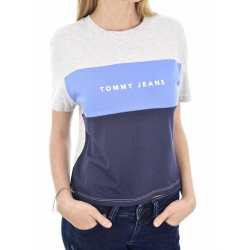 ΓΥΝΑΙΚΕΙΑ ΡΟΥΧΑ T-shirt     Tommy Hilfiger Grey